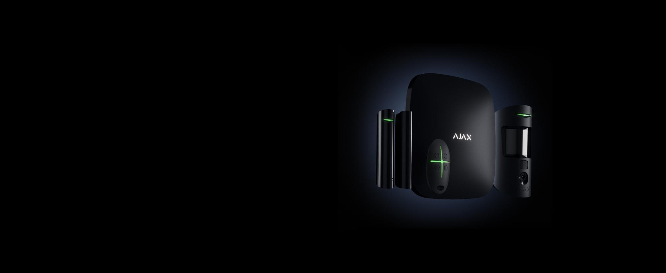 Antenes Andreu - Alarmas Ajax