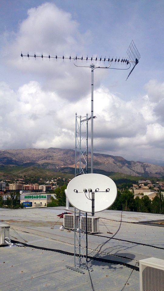 Antenes Andreu - TDT y TDT Satélite 05