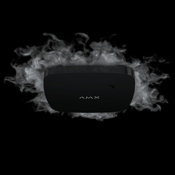 Antenes Andreu - ajax prevención de incendios negro